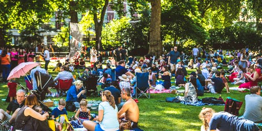 2019 Annual Independence Day Picnic in Portman Square - Sunday, June 30