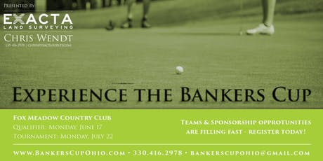 The Bankers Cup Golf Invitational tickets