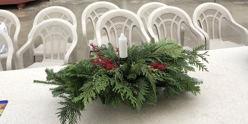 Holiday Table Centerpiece Make & Take