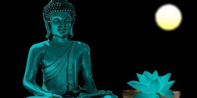 *DONATION YOGA* Flow into Stillness- Restorative: Anxiety & Stress Relief