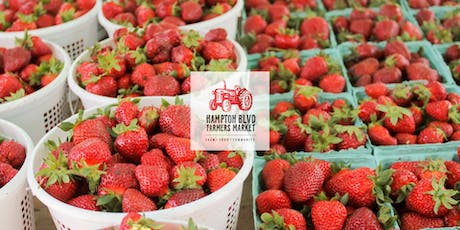Hampton Blvd Farmers Market tickets