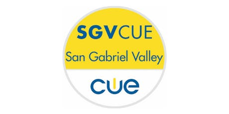 San Gabriel Valley CUE Events | Eventbrite