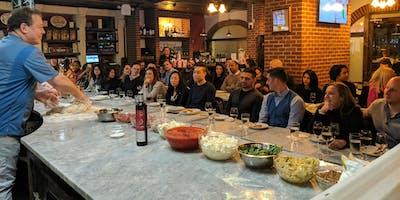 event image Make Pizza, Drink (Bottomless) Wine: Manhattan