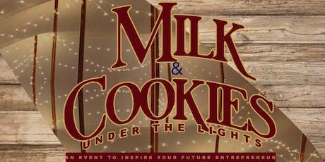 Copy of MILK &COOKIES UNDER THE LIGHTS tickets