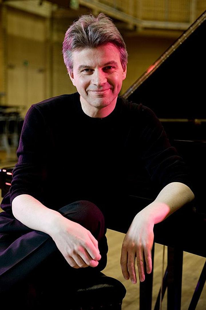 Mark Bebbington Piano  Recital image