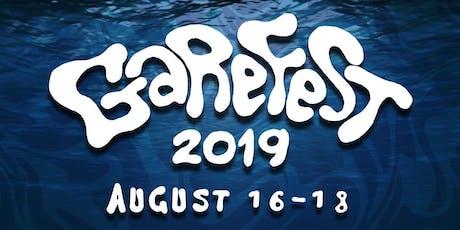 GareFest 2019 tickets