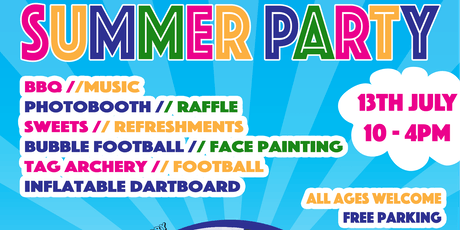 Funbooth Summer Party tickets