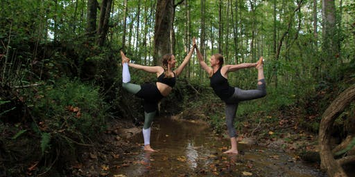 Adult Camp at Serenbe: Taste of Yoga