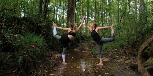Adult Camp at Serenbe: A Taste of Yoga