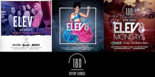 ELEV8 MONDAYS | Orlando's #1 SIN