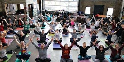 Warped Yoga