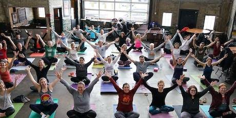 Warped Yoga tickets