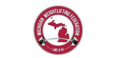 Michigan State Weightlifting Championships 2019