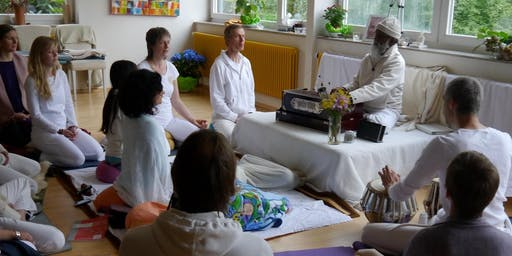 Satsang with Shri Yogi Hari: Meditation, Chanting & Lecture
