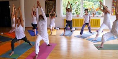 Sampoorna Hatha Yoga Open Class