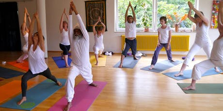 Sampoorna Hatha Yoga Open Class tickets