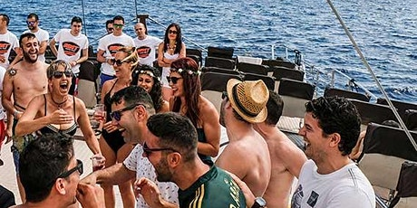 Gran Canaria Boat Party Mixed tickets
