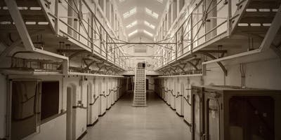 Portsmouth Prison Ghost Hunt With Dr Ciaran O Keeffe- 27/07/2019- £59 P/P