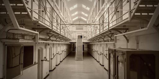 Portsmouth Prison Ghost Hunt- 02/08/2019- £49 P/P
