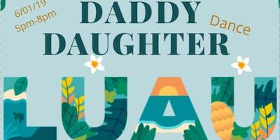 Daddy Daughter Luau Dance