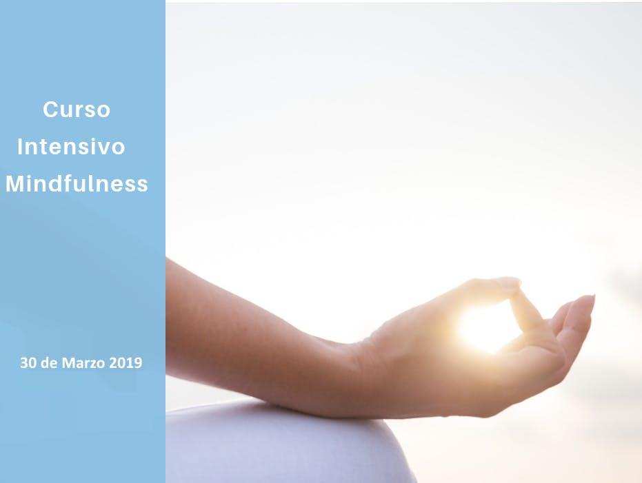 Curso Intensivo Mindfulness 30 Marzo