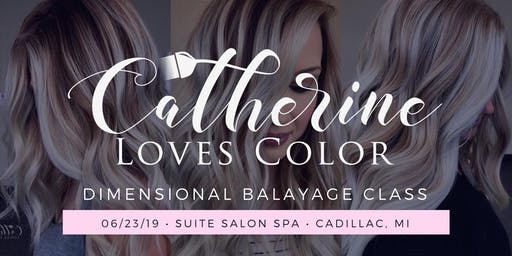 Dimensional Balayage Class with Catherinelovescolor