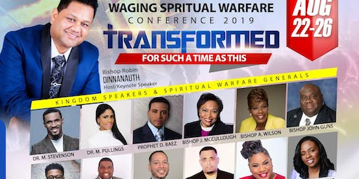 Waging Spiritual Warfare Conference 2019
