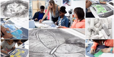 Kids Charcoal Drawing Workshop tickets