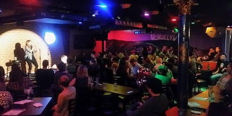 TUESDAY COMEDY MIX  tickets