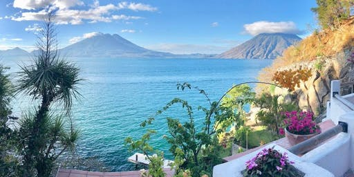 Breathe, Meditate, Flow Yoga Retreat in Guatemala