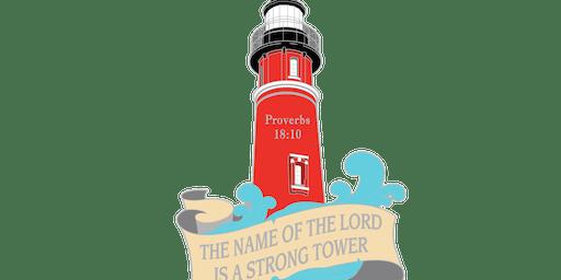 Strong Tower 1 Mile, 5K, 10K, 13.1, 26.2 - Savannah