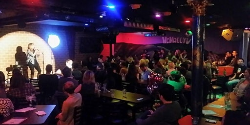 FRIDAY ALL STAR COMEDY