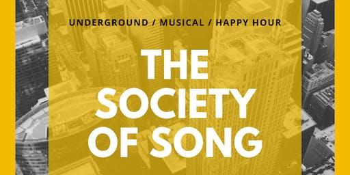 The Society of Song: ENGLISH GARDEN PARTY