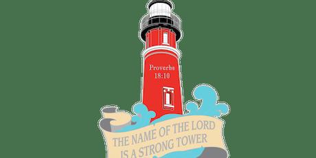 Strong Tower 1 Mile, 5K, 10K, 13.1, 26.2 - Flint tickets