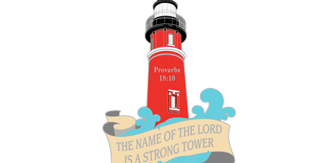 Strong Tower 1 Mile, 5K, 10K, 13.1, 26.2 - Jackson tickets