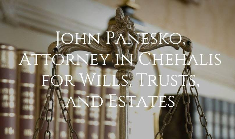 "Wills, Trusts & Estates w/ John Panesko  ""Rea"