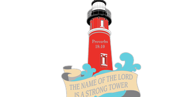 Strong Tower 1 Mile, 5K, 10K, 13.1, 26.2 - Fayetteville