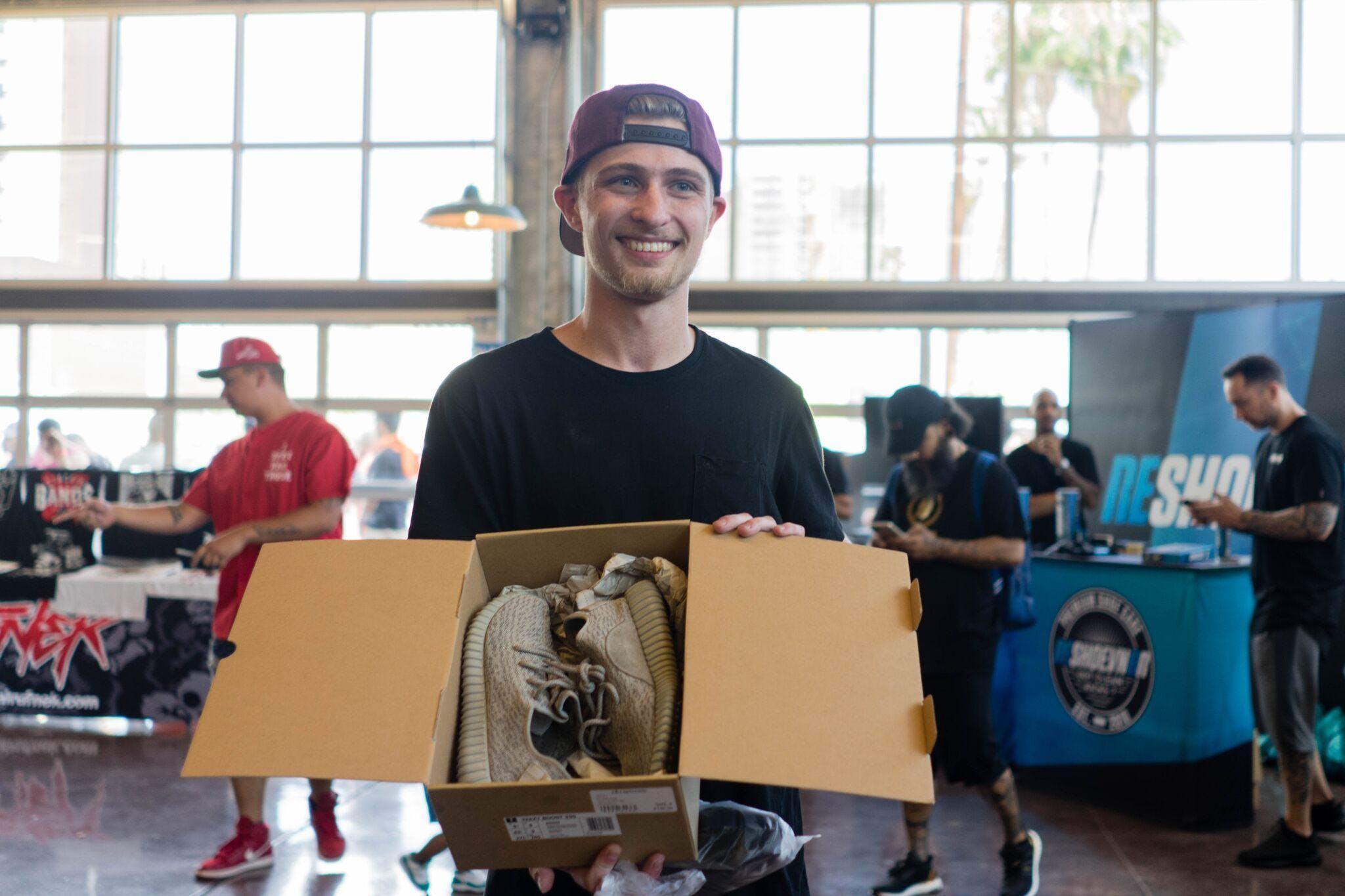 BHT Fest Arizona (Sneaker/Clothing/Barber/Art Convention)