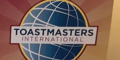 Unity Toastmasters public speaking