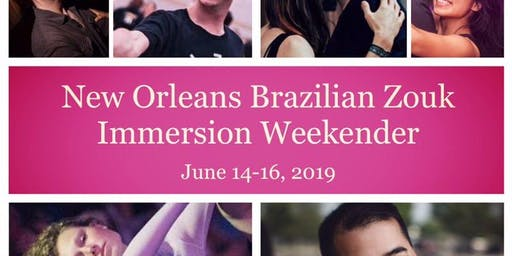 New Orleans Brazilian Zouk Immersion Weekender