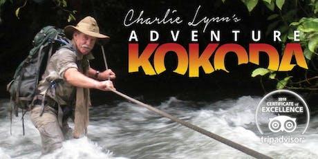 KOKODA TRAIL Information Session - FREE with Major Chad Sherrin MM tickets