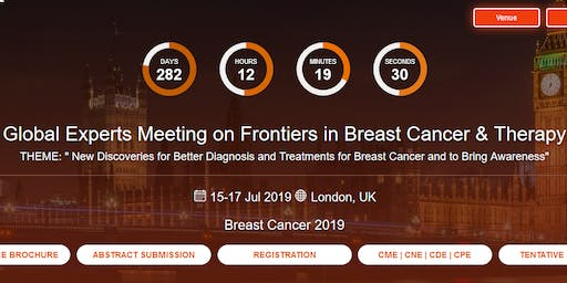 Global Experts Meeting on Frontiers in Breast Cancer & Therapy
