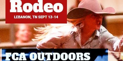 Fellowship of Christian Athletes Outdoors 2nd Annual Rodeo