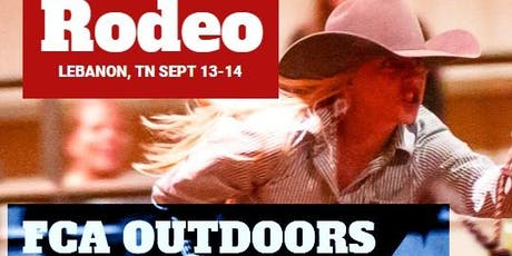 Fellowship of Christian Athletes Outdoors 2nd Annual Rodeo tickets