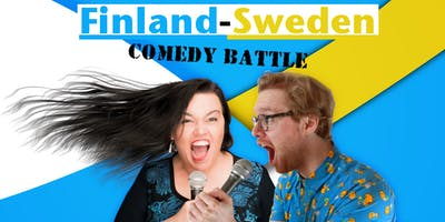 Finland - Sweden Comedy Battle