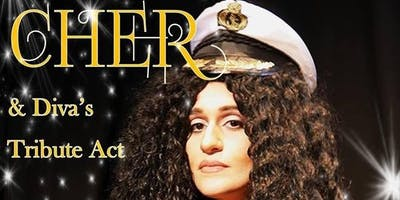 Micki as CHER Tribute Act