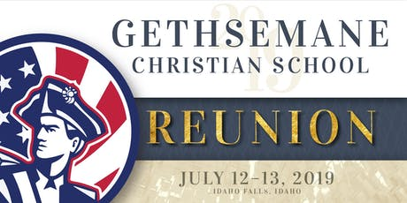 Gethsemane Christian School Epic Reunion tickets
