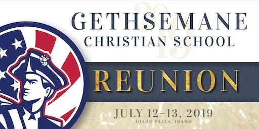 Gethsemane Christian School Epic Reunion