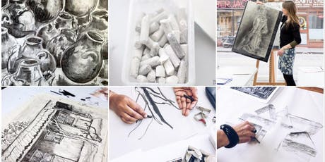 Adult Chalk & Charcoal Drawing Workshop tickets