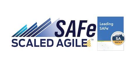 Leading SAFe 4.6 com Certificação SAFe Agilist - Lisboa (Portugal) ingressos